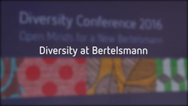 Diversity at Bertelsmann – Film