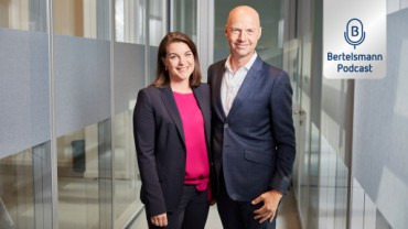 Bertelsmann's Business Podcast - Creativity & Entrepreneurship: Episode 9 with Sebastian Thrun