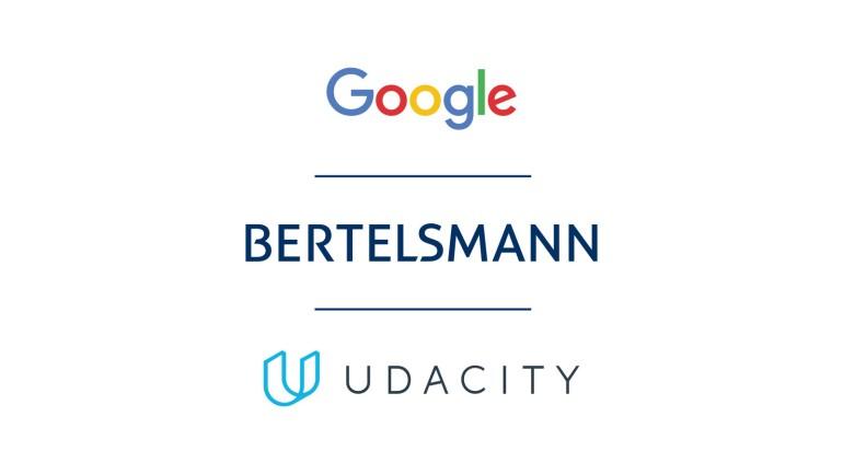 Google and Bertelsmann fund 75,000 new Udacity scholarships in Europe. © Bertelsmann