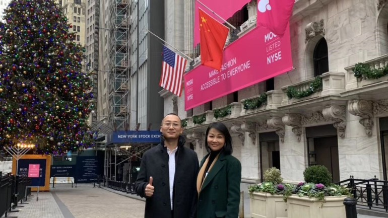 Annabelle Long and Will Wang, Vice President bei BAI