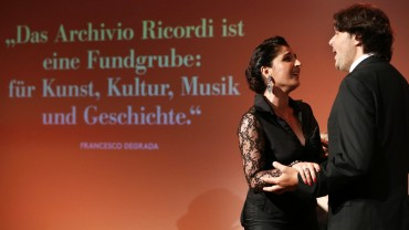 'The Enterprise of Opera' Traveling Exhibition Attracts Opera Fans from Around the World