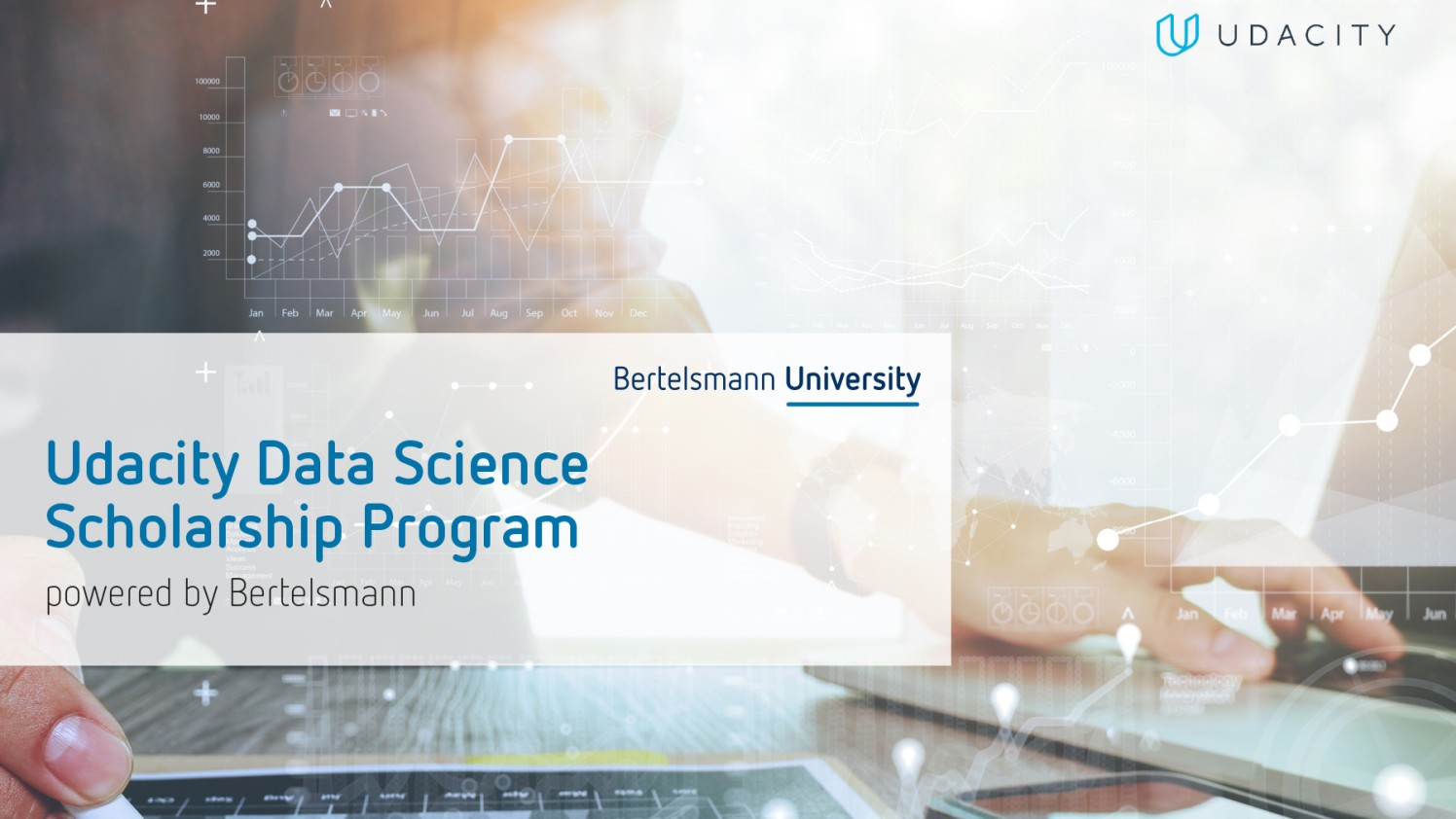 Apply Now for Data Science Scholarships Funded by