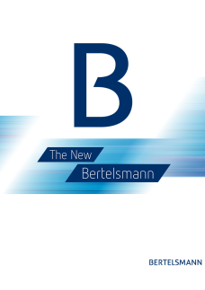 Broschure: The New Bertelsmann