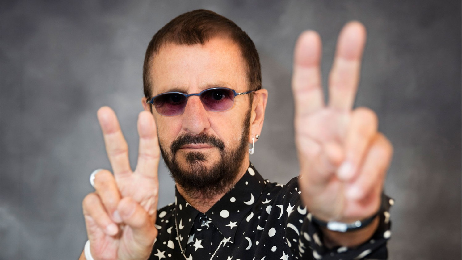 Sir Ringo Starr C Scott Robert Ritchie