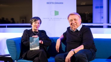 'The Blue Sofa Gütersloh': Hanns-Josef Ortheil Reads
