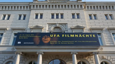 Impressions from the UFA Film Nights 2014 in Berlin