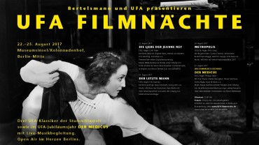 UFA Film Nights 2017 in Berlin