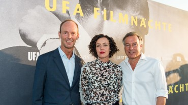 Impressions from the UFA Film Nights 2018 in Berlin