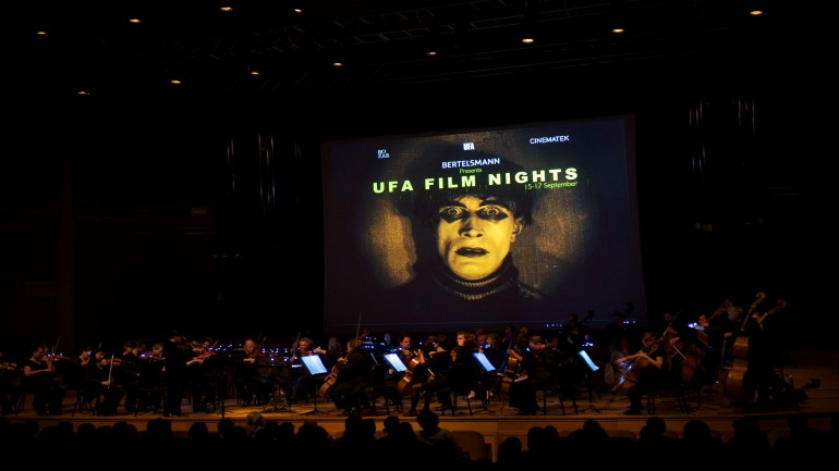 UFA Film Nights 2014