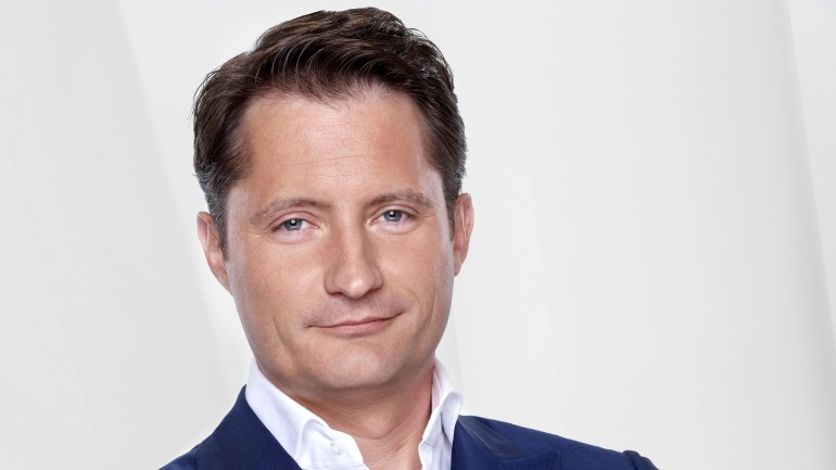 Bert Habets, CEO RTL Group