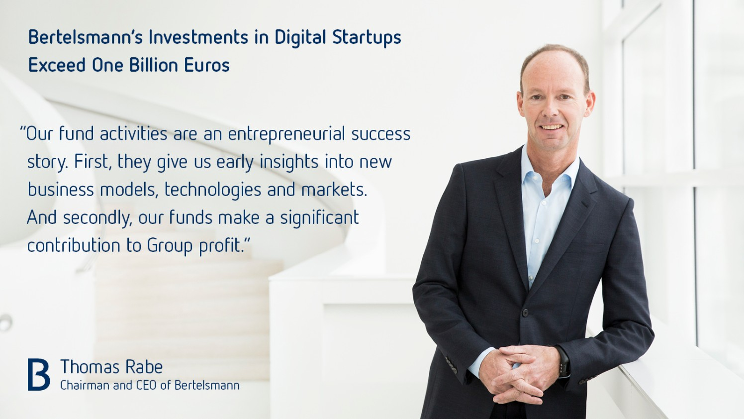 News and Stories of Startups, Investments and Corporate