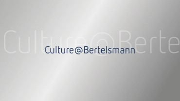 Culture at Bertelsmann