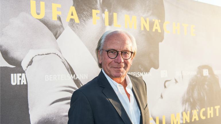 Film producer Wolf Bauer